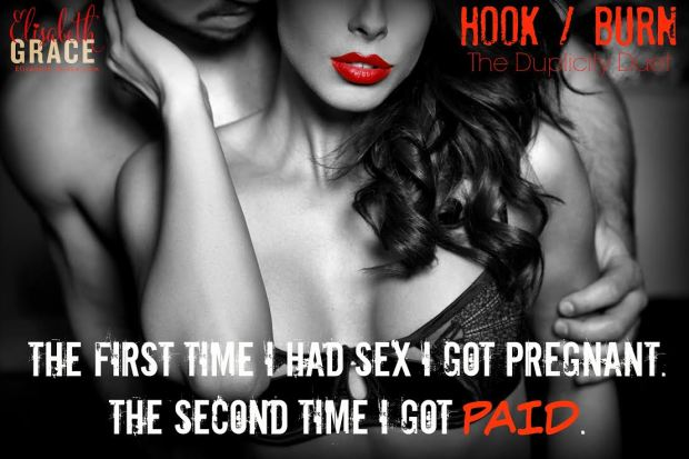 hook burn teaser
