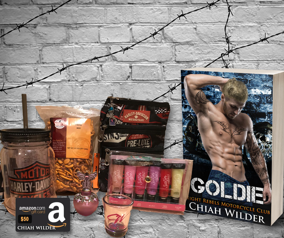 Goldie By Chiah Wilder Release Tour Hellmouths Book Blog Reviews